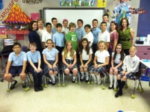 St. Mary competes in Knowledge Master Open