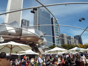 All things culinary celebrated at Chicago Gourmet