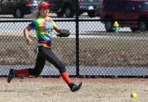 Munster softball captain Michalski passes winning outlook to teammates