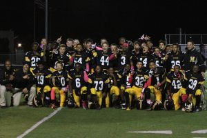 Marian Catholic freshman football team undefeated