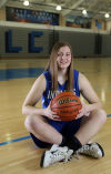 Times girls basketball player of the year: Lake Central's Lindsay Kusbel