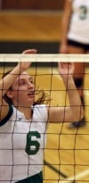 Valparaiso volleyball happy to have junior transfer student