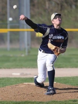 Noll pitcher Danny Pobereyko makes an offseason change for the better
