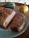 Anne Eckert's Zucchini Bread