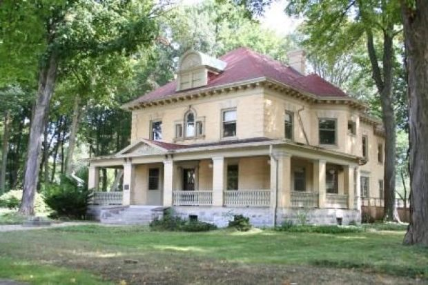 Indiana landmarks purchases historic scott rumely house for City of laporte indiana jobs