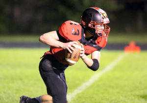 Lake Station's Lemley playing for his 'brother'