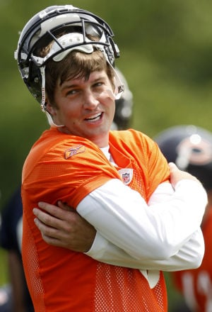 Good or Bad Jay, you can't deny Cutler's toughness