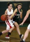 LaCrosse/Washington Twp. PCC girls basketball
