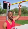 E.C. Central high jumper Lloyd aiming to reach new heights