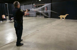 NetGuns give animal control officers help capturing elusive dogs