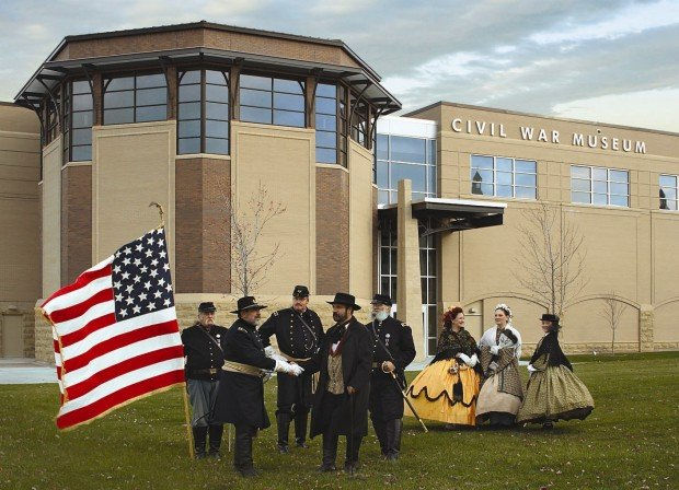 Civil War Museum highlights Midwestern contributions