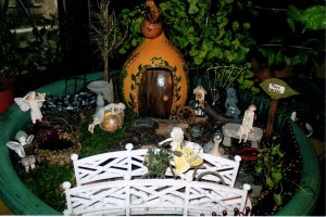 Fairy gardens let kids showcase creativity