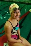 C.P. soph swimmer Hannah Raspopovich sprinting toward records