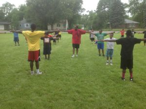 Two summer camps combine to keep city kids active