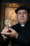 E.C. church receives sacred relic