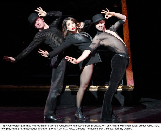 OFFBEAT: 'Chicago' sizzles with O'Hurley for entertaining stage run