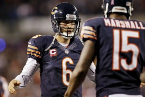 AL HAMNIK: Bears' Brandon Marshall still a kid at heart at age 28