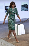 First lady's fashions raise question: Who pays?