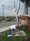 New art walk sculptures arrive in Valpo