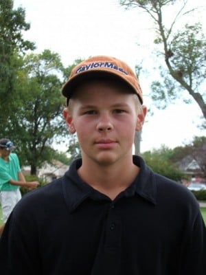 Beecher golfer Michael Barber has eye on trip to state