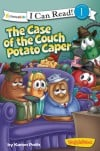 """VeggieTales The Case of the Couch Potato Caper"" by Karen Poth"