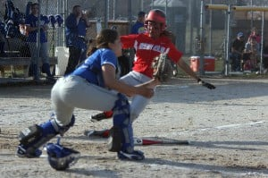 T.F. South tops Bloom in frosh pitching showdown
