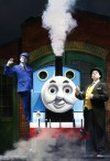 Thomas the Tank Engine steams into Star Plaza