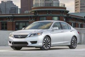Driving tech takes a leap: New Accord Hybrid shows Honda's innovation mojo is back