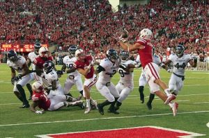 Northwestern loses 27-24 to Huskers on Hail Mary
