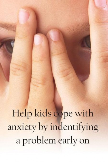 anxiety and teens identifying the problem The childhood and teenage years come with unique developmental challenges   erikson identified eight stages of life  a 2009 study found only half of children  and teens with anxiety, disordered eating, depression, and.