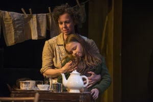 OFFBEAT: Famine and family Scottish stage themes of Griffin's 'Men Should Weep'