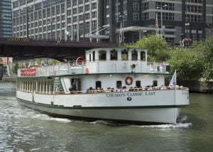 Waves of experience: Chicago's First Lady and Mercury Skyline cruises showcase wonders on the water
