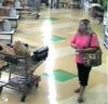 Police seek theft suspect