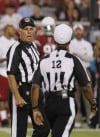 Goodell: NFL seeks long-term improvement with refs