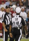 Goodell: NFL seeks long-term improvement with refs