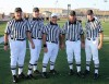 Football officiating crew retires after quarter century together