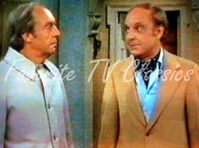 twin actors conrad  left  and bonar bain on  u0026quot maude