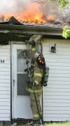 Fire damages South Haven home