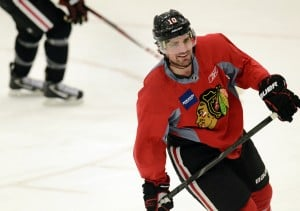 Hawks aim to win back fans' loyalty; Bolland gets shot at 2nd-line center
