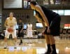 Valparaiso's Ryan Broekhoff shoots free throws