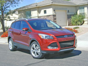 Ford Escape breaks normalcy chain