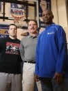Area coaches to coach West team of McDonald's