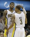 NBA'S MOST IMPROVED: Pacers' George now shooting for MVP award