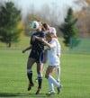 Crusaders fall to Butler in penalty kicks