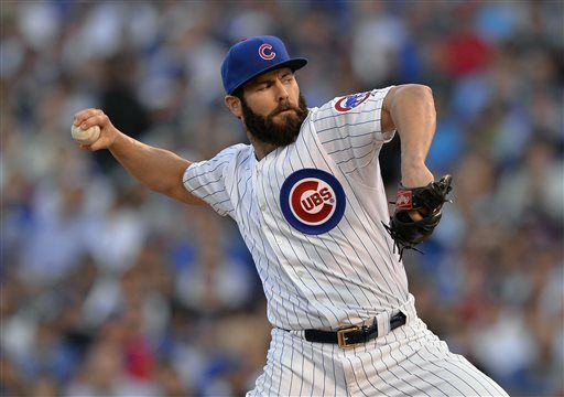 UPDATE: Arrieta, Cubs agree to $10.7 million dollar deal