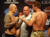 Bonnar hits scales for UFC 116