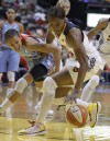 Smith, Catchings lead Fever past Dream