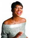 Popular and formidable songstress  performs at Four Winds