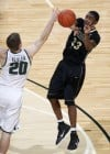 Johnson, Moore lead Purdue to rout of Michigan State