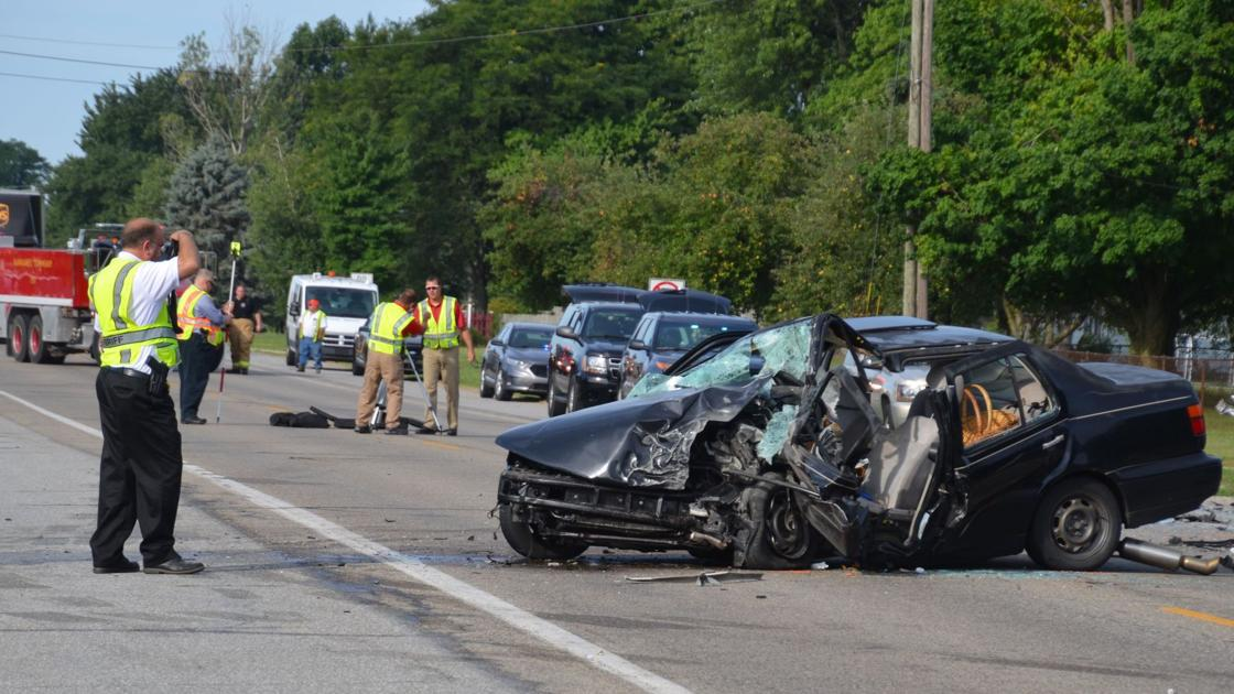 Update laporte man dies in u s 20 crash near rolling for Laporte indiana news